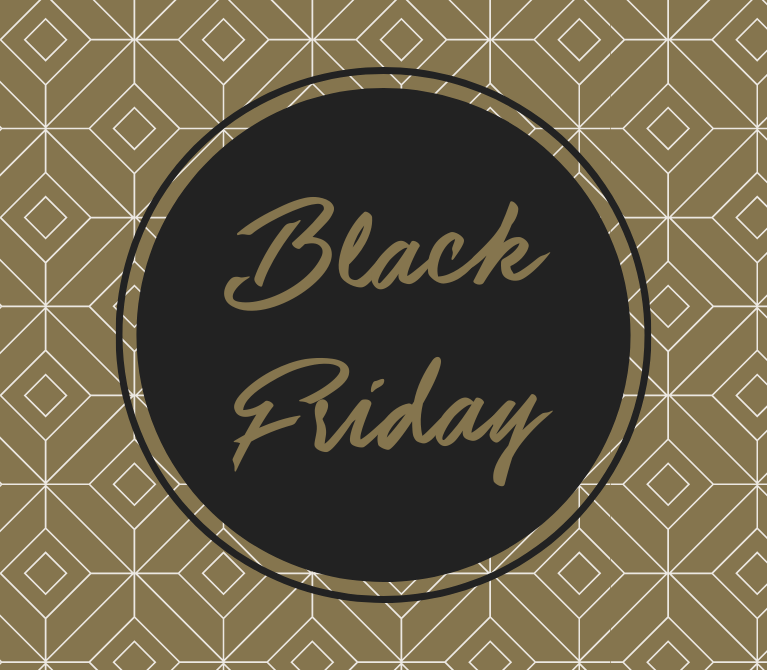 Black Friday Spa Deals graphic header